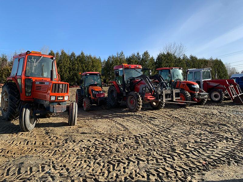 Tracteurs Ferme St-Élie